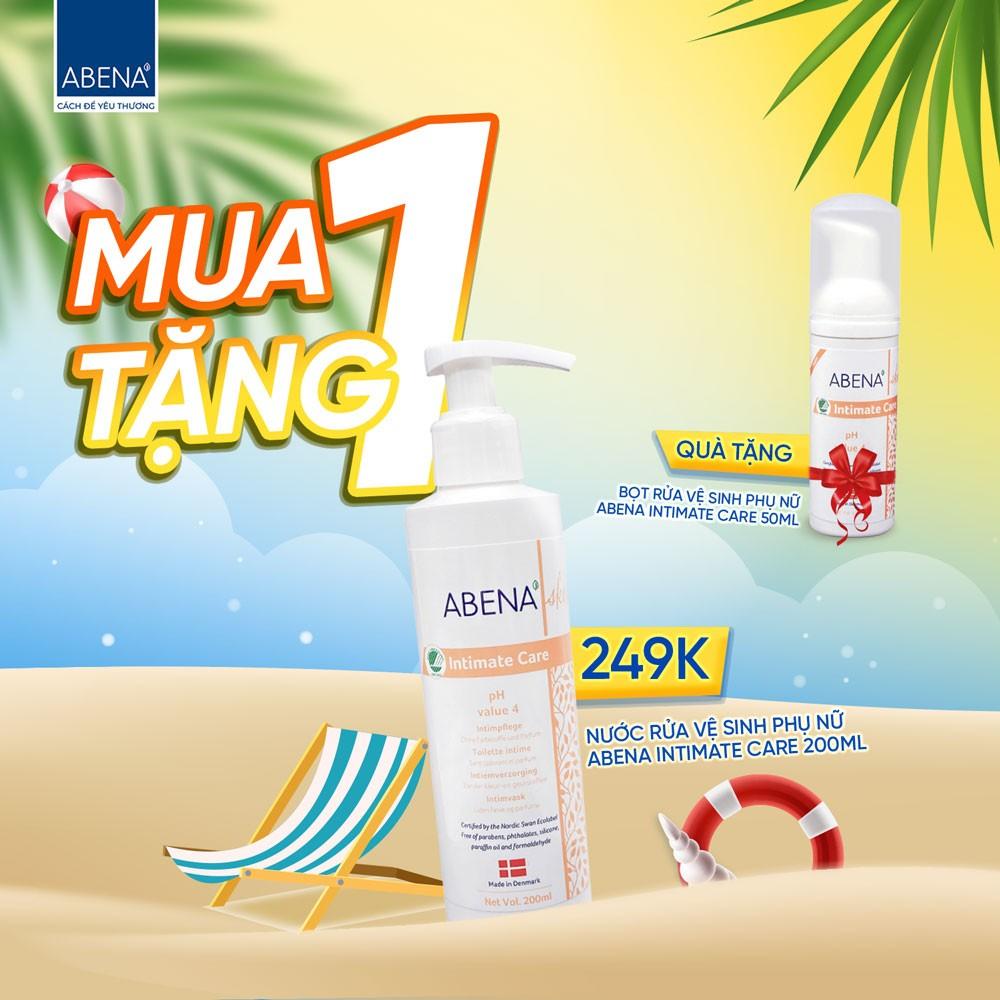 Nước rửa vệ sinh Abena Intimate Care (200ml) (3)