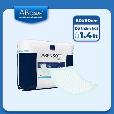 Tấm Lót Bông Dùng Một Lần Abri Soft Basic (60cmx90cm) (30 Miếng/Gói) (1)